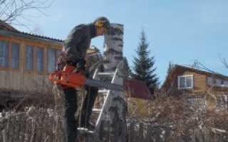 Можно ли рубить деревья на собственном участке