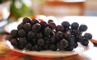 Сохранить виноград зимой