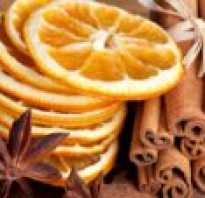 Как засушить апельсин
