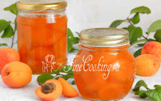 Как сварить вкусное варенье из абрикосов