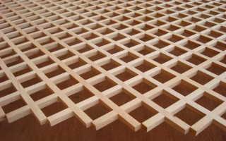 Решетки из дерева для беседок поэтапная сборка элементов
